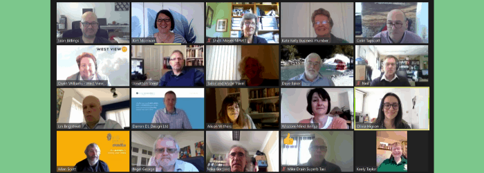 May 2020 a wealth of talent at our second virtual breakfast