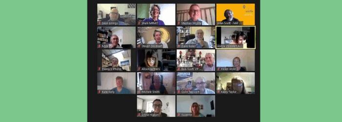 Stowmarket Chamber July 2020 Online Breakfast
