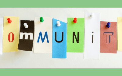 April 2021 – It's all about building community relationships