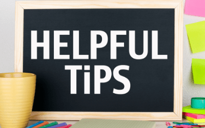 June 2021 – Lots of Tips from Members