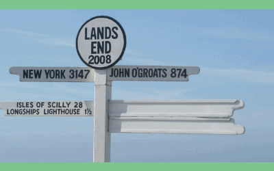August 2021 – Favourite places to visit